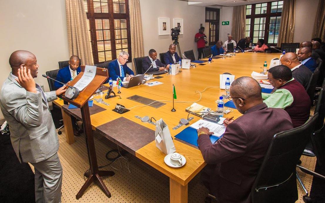 1st Strategic Planning Meeting