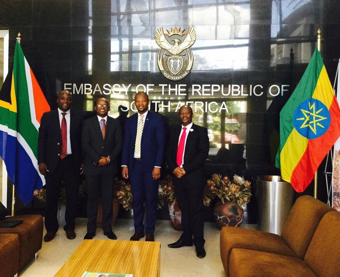 Mission to Ethiopia